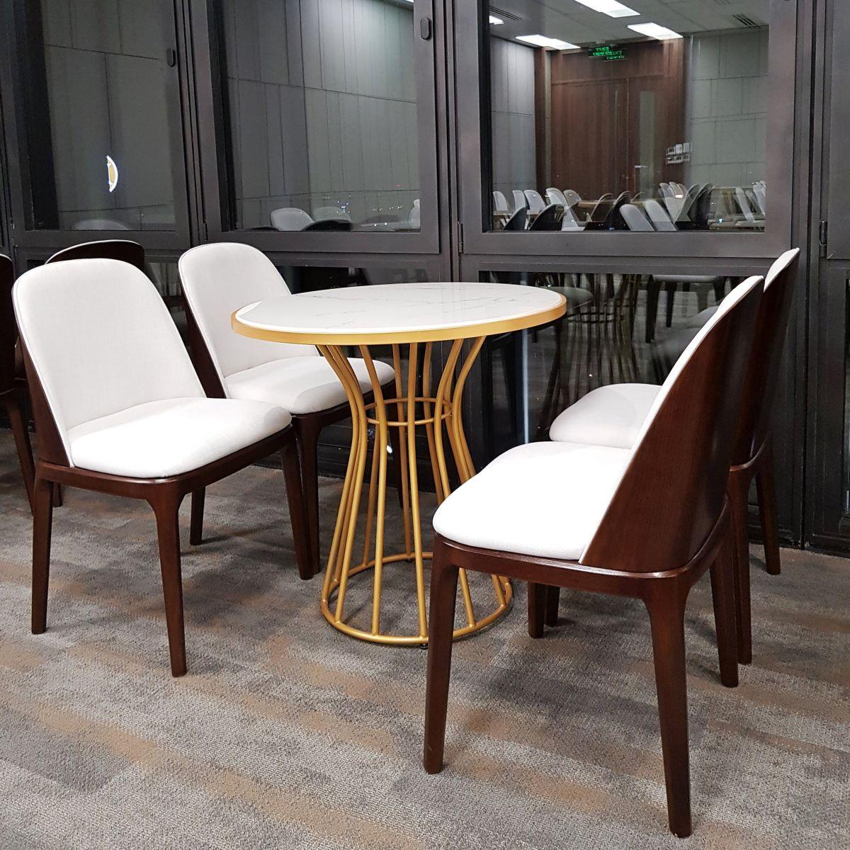 bộ bàn ghế gỗ cao cấp pcm thiết kế sản xuất